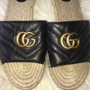 AUTHENTIC Gucci sandals!!